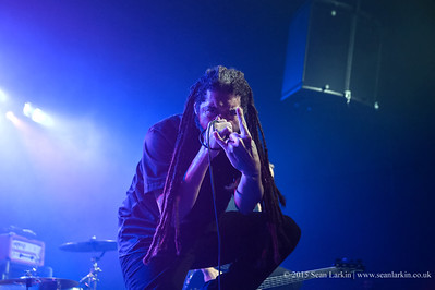 Nonpoint - Rescue Rooms, Nottingham - 4th December 2015