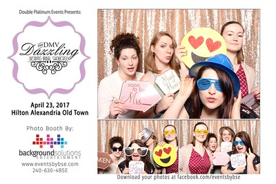 DMV Dazzling Wedding Bridal Showcase Photo Booth