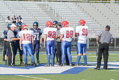 St. Clair Saints Vs Marysville Vikings