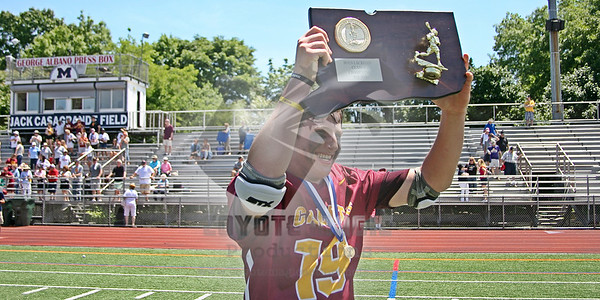 6/8/2019 - CT Class S Championship Game - St. Joseph vs. Bacon Academy - Brien McMahon High School, Norwalk, CT