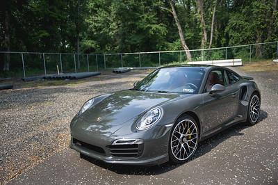 Clean Slate: 2015 Porsche 911 Turbo S
