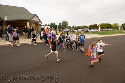 September 28, 2012 - Road Rally - 9:40-10:20 - 3rd Grade