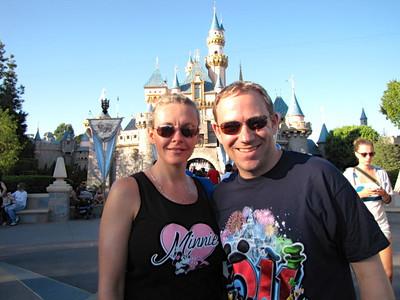 """Disneyland & Universal Studios during """"Halloween""""- October, 2011"""