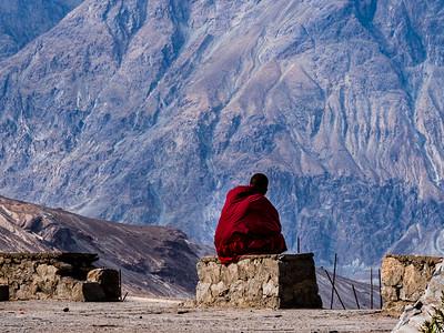 Monasteries - Sumur - in the Nubra Valley