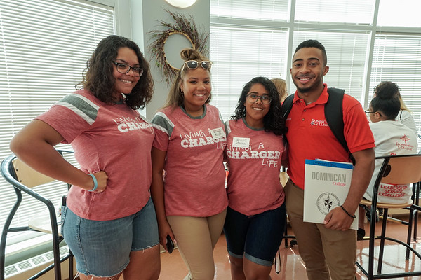 2019 Freshman convocation induction 08/24/2019