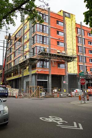 20160412 NW Portland construction