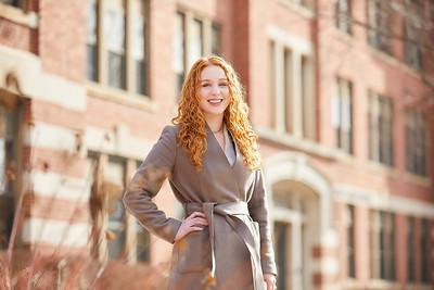 2018 UWL Alumni English Amanda McAllister