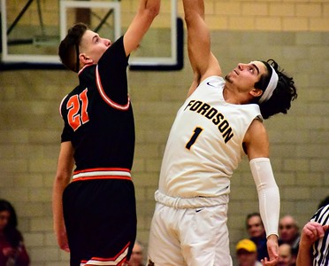 HS Sports - Dearborn at Fordson Boys Basketball 20