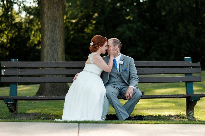 Tiffany & Chris's Tinley Park Wedding