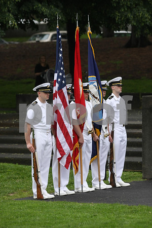 NROTC Commissioning Ceremony