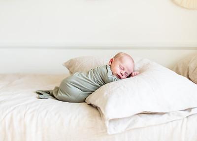 Bird Rock newborn baby and family photography