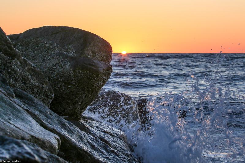 Sun, Sea and Rocks