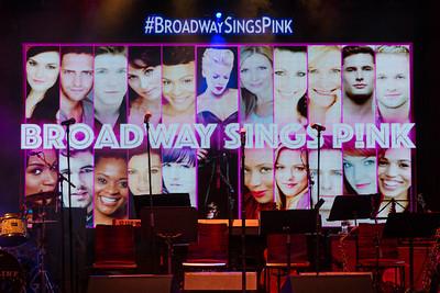 Broadway Sings Pink