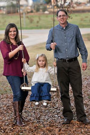 JB, Erica & Lane - 12 9 12