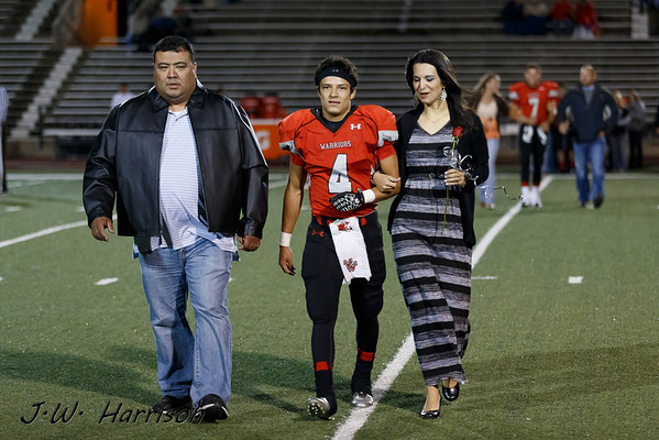 2013 - Warriors Parent's Night