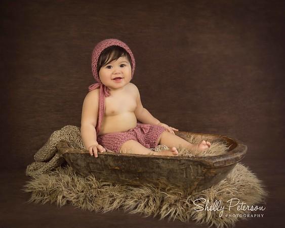 Elias 10 months