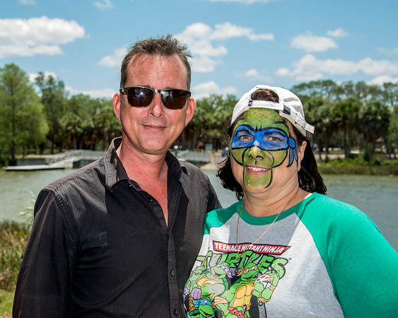 West Pharma Super Hero Family Picnic with the MUCH Foundation Tampa Bay