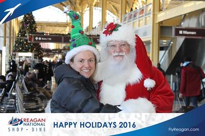 Reagan Shopping & Dining: Happy Holidays 2016 - Day 2