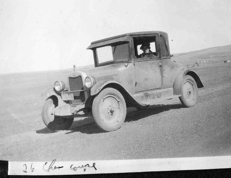 Frederick N. Herdrich's '26 Chev Coupe