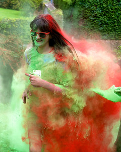 Colour Run for SpArC 2017
