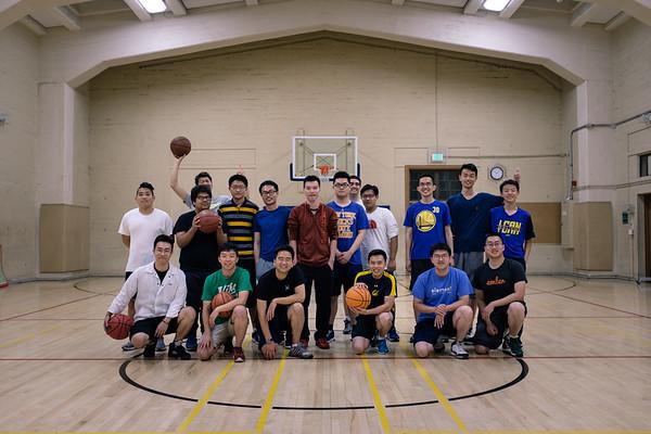 2018-09-07 IUSM All Men's Basketball