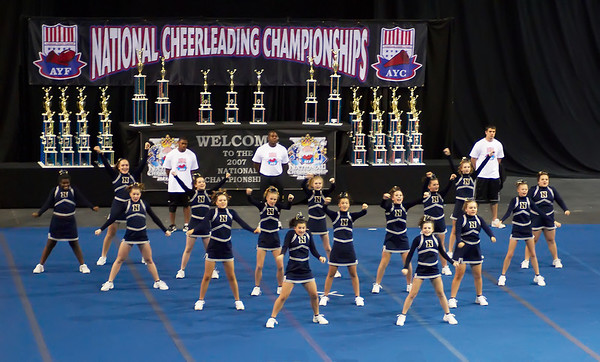 2007 Cheer