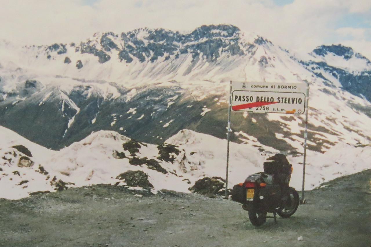 1991 Passo dello Stelvio