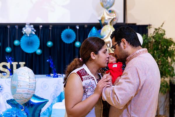 ANSH- Baby Naming Ceremony