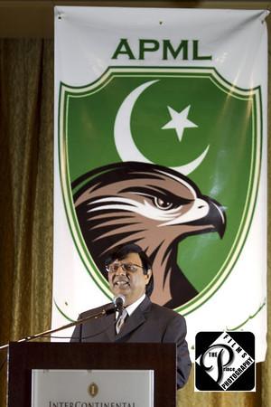 APML Dallas Dinner wtih President Pervez Musharraf Cam1