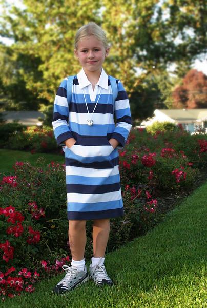 Haili, age six, Lake Oswego, OR