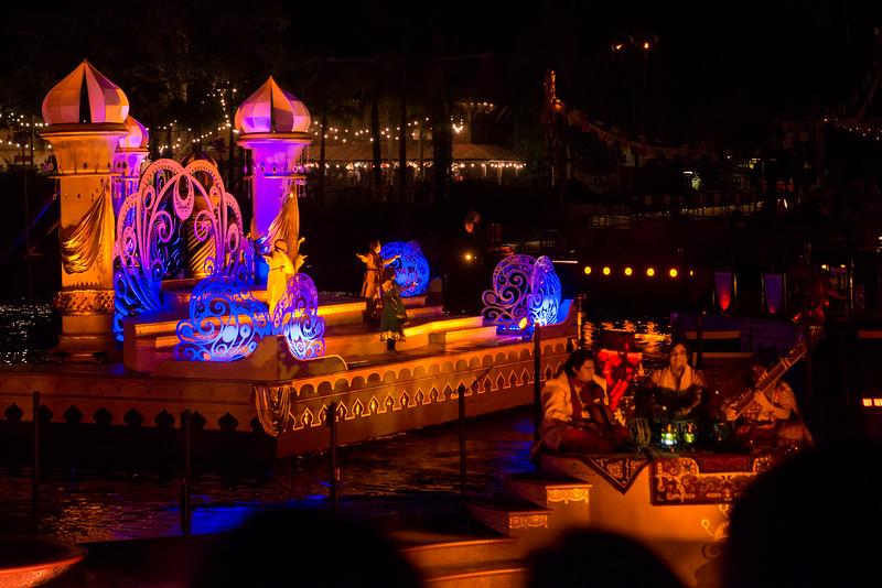 Jungle Book: Alive with Magic Performers - Disney's Animal Kingdom, Walt Disney World