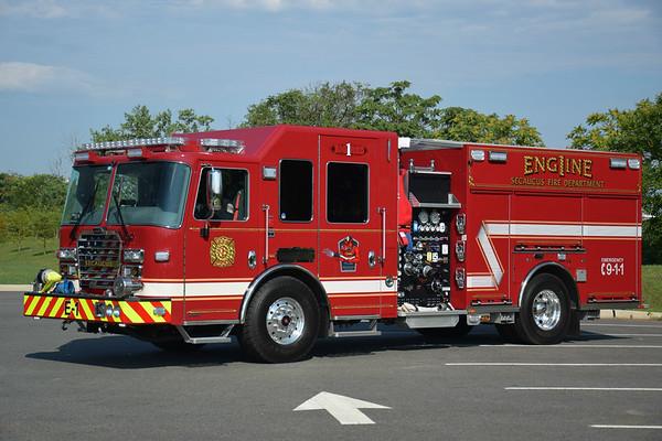 Hudson County Fire Apparatus