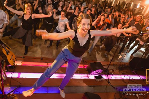 Bal Swing au Chalet du Lac - Edition Spéciale Wonder Follow 2016