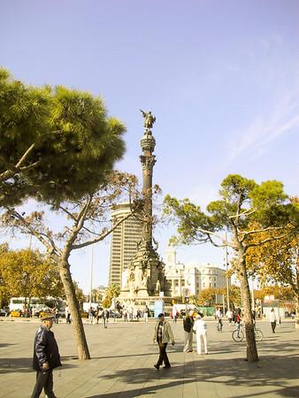 Bacelona City Trip 2004