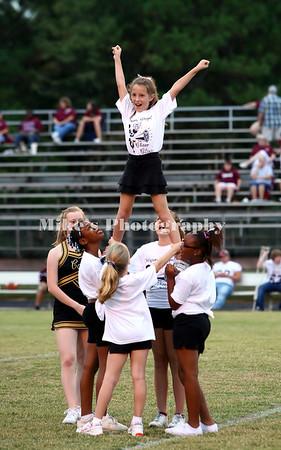 Cheerleading at Watson Chapel 2010