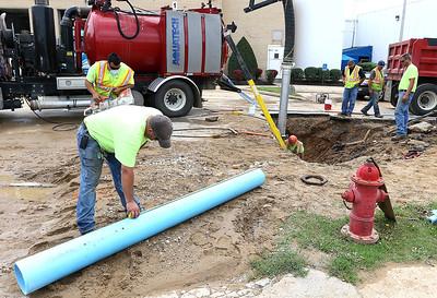 20150630 - Hunt Water Leak