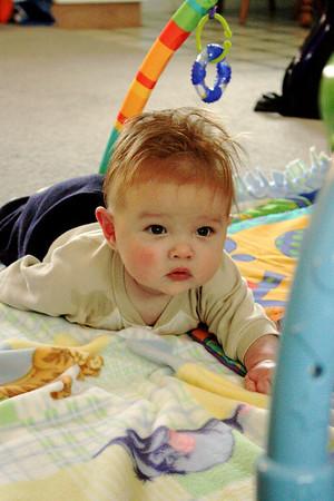 Jaydon - 4 months