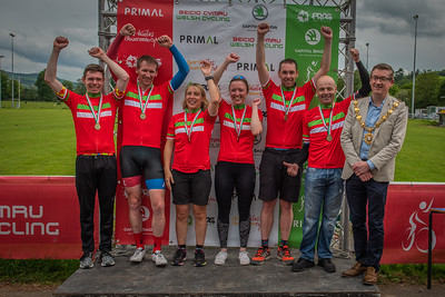 Welsh Cycling Time Trial Championships - Presentation Pictures