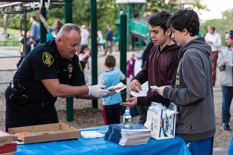 Pizza with Police at the Park 2019_ERF4507