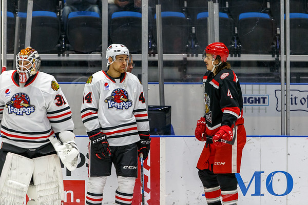 12-16-18 - IceHogs vs. Griffins
