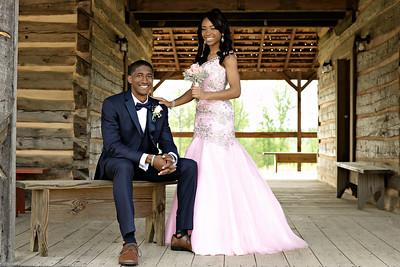 Aaliyah & Jaden's Prom 2015