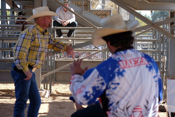 CHSRA-District8-Bull Riding Sat 1-13-18
