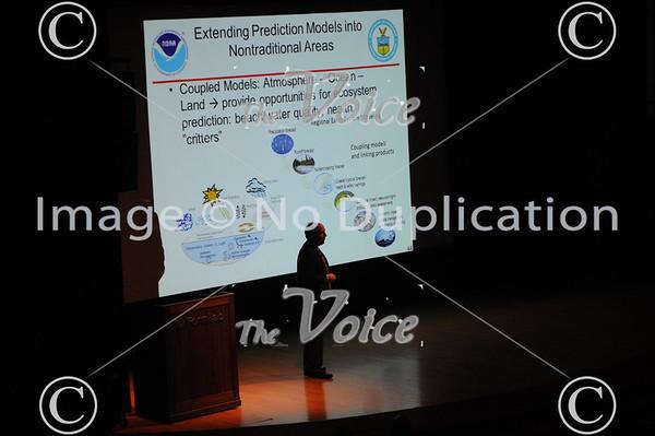33rd Annual Fermilab WGN Tornado and Severe storms seminar 4-6-13