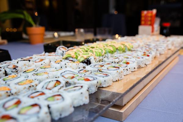 Sushi and Sake 2014