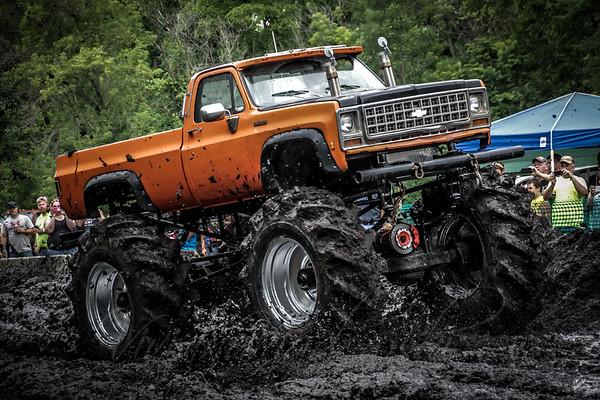 Mud Boggs