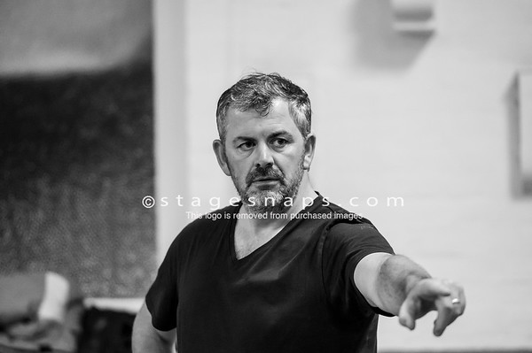 The King and I - Rehearsal