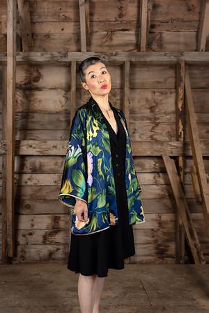Gig Aea Kimono