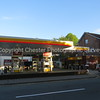 Shell Petrol Filling Station: Hoole Road: Hoole