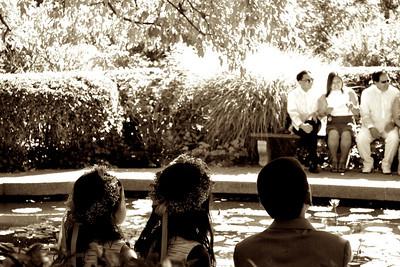 Stephen & Cinnelle's Wedding