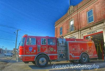 Station Shoot -Waterbury Station 2, Waterbury, CT - 1/15/17